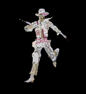 Cowboy #7 (La Vie en Rose)
