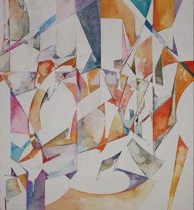 Untitled Abstrait