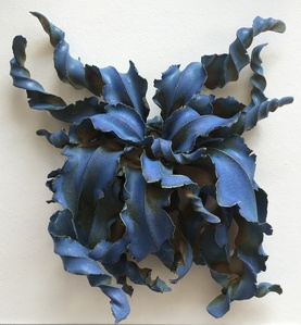 Untitled (Blue Twist)