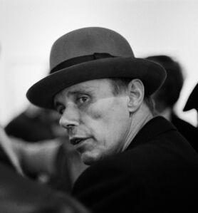 Josef Beuys à la galerie Heinz Holtmann, Cologne