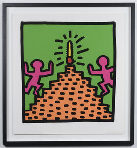 Untitled (After Keith Haring)