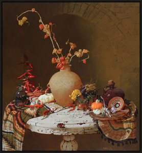 Still Life From the South