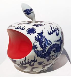 Apple China Blanche