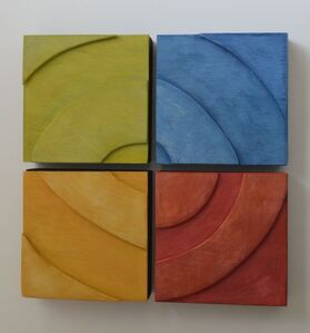"""Roundabout, Set of 4"""