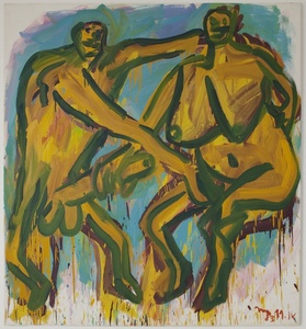 Untitled (Mann und Frau)