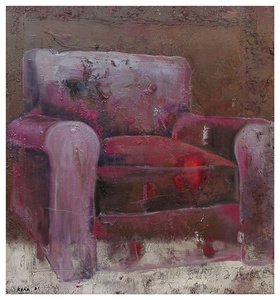 Red armchair nr.2