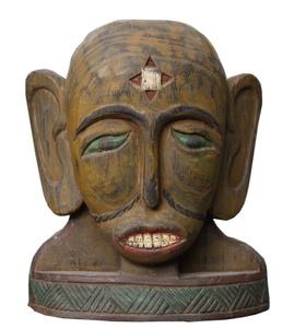 Wooden Head 48