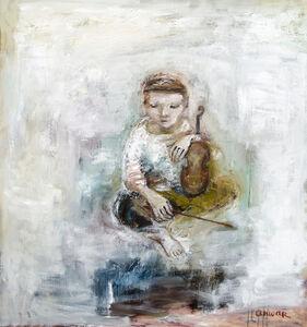 Littele Violin Player