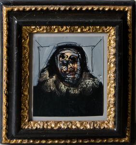 Portrait in camera (série La Quinta del Sordo / La Maison du sourd)