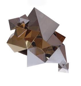 Metal Low Chair | Primitives Series