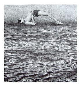 Swim Vishnu#4