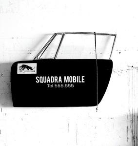 Squadra Mobile – A' Roma 250 GTE