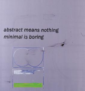 """Abstract/Minimal"""
