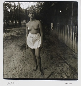 Waitress, Nudist Camp