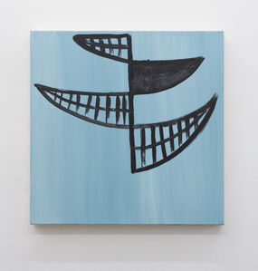 Untitled (Blue Smiles)