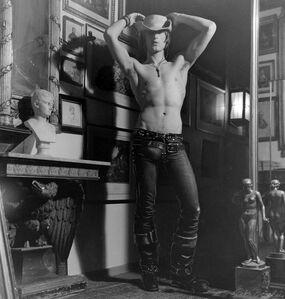 Self Portrait as Urban Cowboy