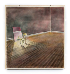 I.A. Young- Chair with Mirror