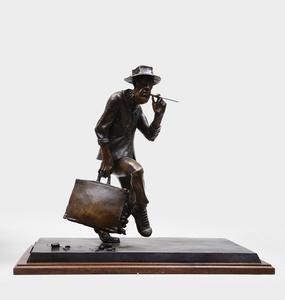 Vintage Dr. Gonzo (Bronze.)