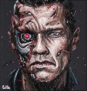 """Nice night for a walk"" (Terminator)"
