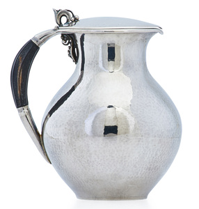 Small hot milk pitcher (#385C)