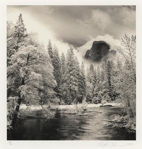 Half Dome, Merced River, Yosemite, CA