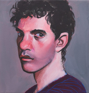 Untitled ( Self-Portrait )