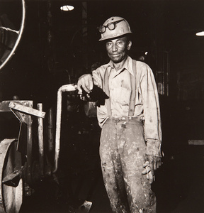 "Untitled, from the series, ""Working People: Amherst Foundry"""