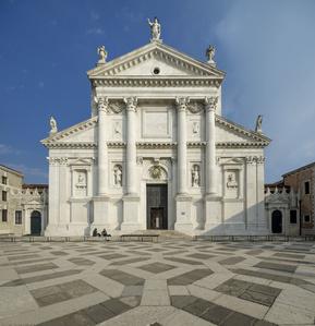 The Church of San Giorgio Maggiore