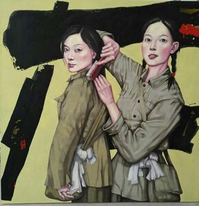 Chinese Visual Series - Growing up in the Rainstorm l 中国图式系列之《成长在风雨中》之一