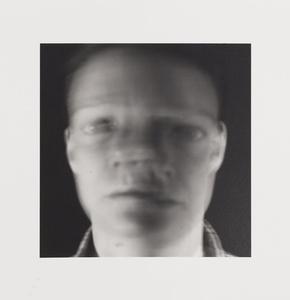 Self Portrait: Horizontal Motion