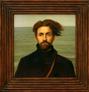 Self Portrait as Ishmael