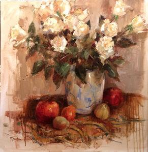 Winter Roses &