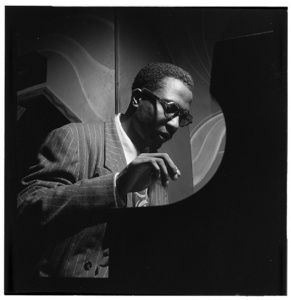 Thelonious Monk, Minton's Playhouse, New York, N.Y.