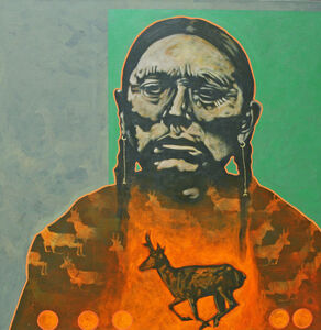 """Antelope Chief"""