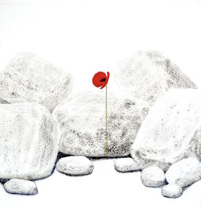 (SKG) Attica Flowers XIII (Poppy)