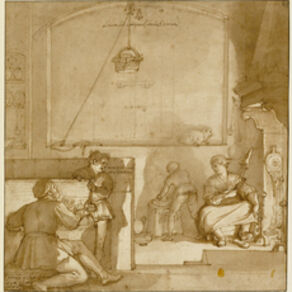Taddeo in the House of Giovanni Piero Calabrese