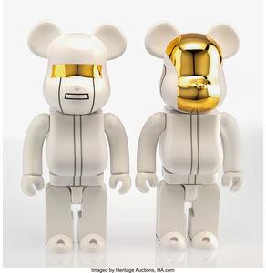 Daft Punk White Suit 400%