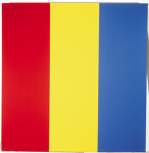 Red Yellow Blue Painting No. 1