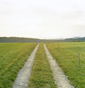 Feldweg, Piberschlag, 2007