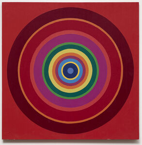 Untitled (target painting)