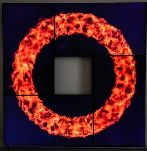 Cerchio fuoco piccolo