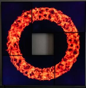 Fire Small Circle