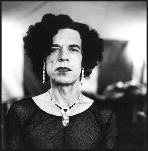 Mick Jagger, Glasgow, 1996