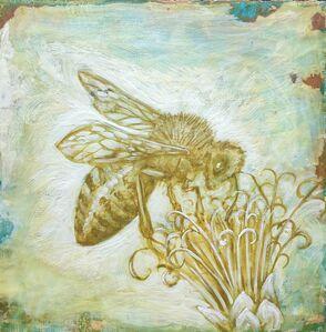Nectaring Bee