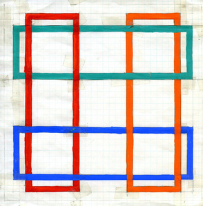 Translumina – Study for Transparent Square