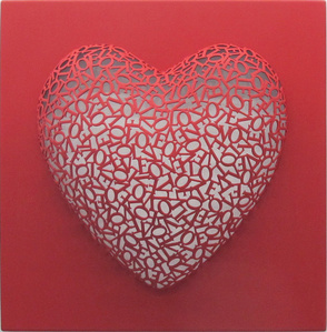 Love-Love (Red, matte)
