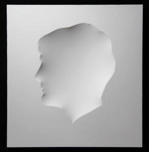 Who? (self portrait)