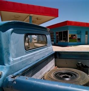 Truck. Fort Stockton, Texas