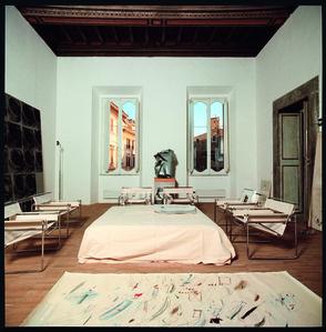 Studio di Cy Twombly, Roma