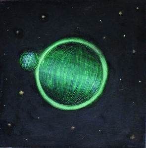"""#6 from the series """"Planets"""""""